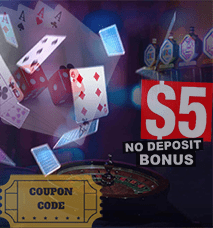 $5 No Deposit Bonus Offers and Codes nodepositaustralian.com